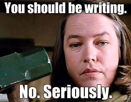 Writing Misery